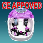 Bio multifunctional Ion Detox Foot Spa body detoxifying machine with basin Manufactures