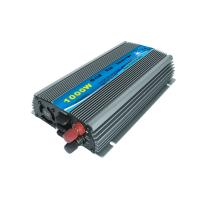 Buy cheap DC20-40V to AC110V 220v 1000w grid inverter,work with solar panel and wind from wholesalers