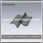 Large Displace Green Mototcycle Starter Motor ceramic  Magnet Manufactures