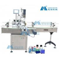 China Linear Design Single Head Capping Machine , Lock Cap Sealing Machine on sale
