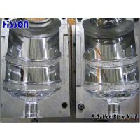 1 Cavity PET 5 Gallon Water Bottle Blow Mold For Special Requirement Manufactures