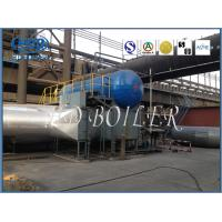 Painted Steel Heat Recovery Steam Generator , Waste Heat Recovery Boiler Manufactures