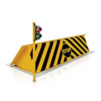 Anti Terrorist Hydraulic Road Blocker 80 Tons Bearing Capacity Speed Adjustable Manufactures