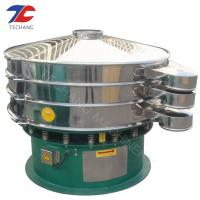 Customized Round Rotary Vibrating Screen Fully Enclosed Structure Without Liquid Leakage for sale