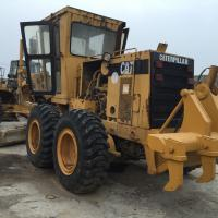 used year -2008 CAT 140H grader for sale, Grader Heavy Equipment With Push Block Manufactures