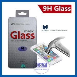 China Nano 0.3mm Iphone 6 Plus Smartphone Screen Protector Film High Sensitivity on sale