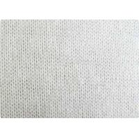 100% Cotton Knit Fabric Sweater Fashion Apparel Fabric 270GSM Manufactures
