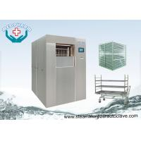 Pre Vacuum And Post Vacuum Double Door Laboratory Autoclave For Life Science Manufactures