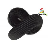 Aeration System Fire Rated Flexible Ducting , Collapsible PVC Aluminum Ventilation Air Duct Manufactures
