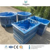 China fish tank/fiberglass aquaculture tank/FRP tank for chemistry on sale