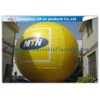 Outdoor Giant Inflatable Advertising Balloon PVC Air Ball Custom Printed Manufactures