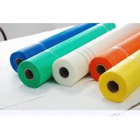 300g/M2 flame resistant colored Fiberglass Mesh Fabric for cement reinforce