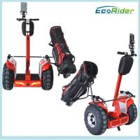 Ecorider Electric Golf Scooter Off Road Free Standing Flexible Turning Manufactures