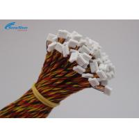 China Twisted Custom Auto Wiring Harness , 6Pin Connector wire Cable Harness on sale