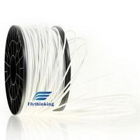 Stability No Bubble Abs 3d Printer Filament / Abs Printer Filament 1.75mm Manufactures