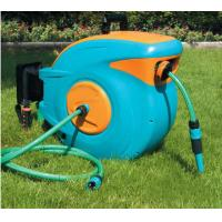 China Stretch / flexible / hydraulic Hose Retractable Water Hose Reel 30M for Home on sale