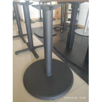 China High Precsion Pedestal Table Base Dia 3'' Column Round Shape ISO9001 Listed on sale