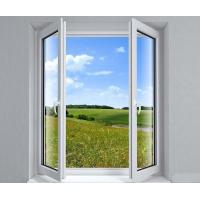 Household White Inward Swing Aluminium Casement Windows Powder Coated Manufactures