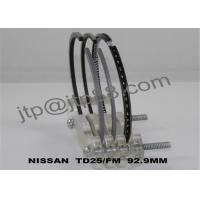 Nissan TD25 Engine Piston Auto Parts Replacement SDN31-038ZZ 12033-44G10 Manufactures