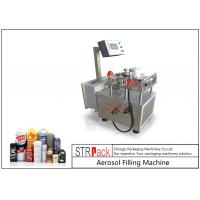 Industrial Aerosol Can Electronic Weighing Machine For Aerosol Can Filling System Manufactures