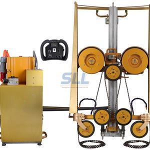 SSJ-A1 Hydraulic Diamond Wire Saw Machine Concrete Cutting 9m Rope Length Manufactures