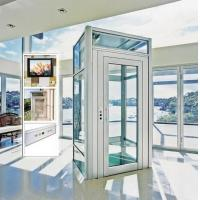 Side Opening Small Residential Elevators , Beautiful Design Villa Elevator Manufactures