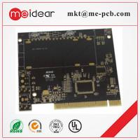 Professional Multilayer PCB,BGA PCB Immersion gold pcb board Manufactures