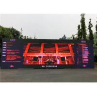 Custom LED Display IP67 / IP65 P20mm 1R1G1B Static State High Gray Scale 16 Bit Manufactures