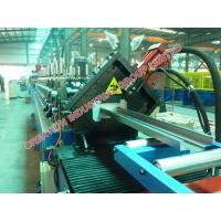 Metal Door Frame Profile Jamb Section Panel Manufacturing Machine for Rolling Galvanized Steel Coils Manufactures