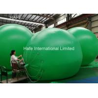 China Commercial Grade PVC Large Inflatable Helium Balloon For Outdoor Events Advertising on sale