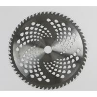 China 10 Tungsten Carbide Tipped Circular Saw Blade For Brush Cutter Strimmer on sale