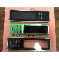 Refrigerator HTN Negative Custom Lcd Panel With White LED Back Light Manufactures
