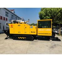 450KN 	Horizontal Directional Drilling Machine Large Torsion ISO9001 Manufactures