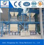 tiles adhesive mortar making machine, dry mortar mixing production machine Manufactures