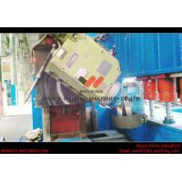 Industrial Hydraulic Steel Plate Edge Milling Machine For Seam Welding Line Manufactures