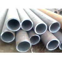 Nickel Chrome Seamless Round Steel Tubing Black Copper Coated Customized Manufactures