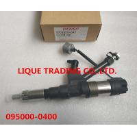 Denso Original INJECTOR 095000-0400 095000-0402 095000-0403 095000-0404 for HINO P11C 23910-1163 23910-1164 Manufactures