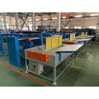 Buy cheap Brush Pay Off Wire Annealing Machine With Tube Type Tinning Furnace from wholesalers