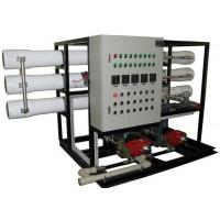 Commercial Desalination SystemsSeawater To Drinking Water Machine10000 LPD Capacity Manufactures
