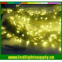 China Strong PVC rgb color changing led christmas light 12v connectable on sale