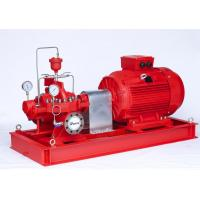 500GPM@130PSI  UL  Split-case Fire Fighting motor Pump sets with Eaton Controller Manufactures