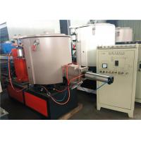 Heating Cooling Mixers Mixer Extruder Machine Parts For Plastic Industry Manufactures