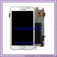 Samsung Galaxy Note i9220 N7000 LCD Screen with Digitizer white Samsung repair parts Manufactures