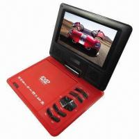 China 7.8 Inches Portable Media Player with FM, Analog TV, USB, Game, Copy, Card Reader, AV In and Out on sale