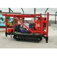 China ST200 Crawler Mounted Core Drilling Rig Equipment For Soil Investigation on sale