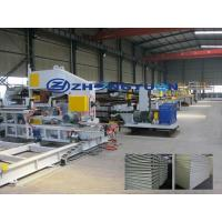 PU Sandwich Panel Line Manufactures