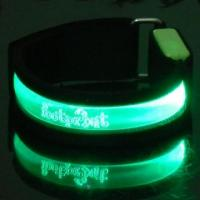Yellow LED Armband Manufactures