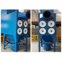 China Electric Cement Dust Collector / Fine Particle Dust Collector For Cement Industry on sale