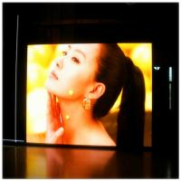 China Stage Background Indoor LED Video Wall Full Color With Aluminum Slim Cabinet on sale