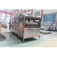 Semi-automatic Multi Step Bottle Washing Filling Capping Machine Manufactures